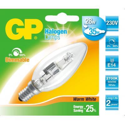 Gp lighting halogeenlamp: 046615-HLME1