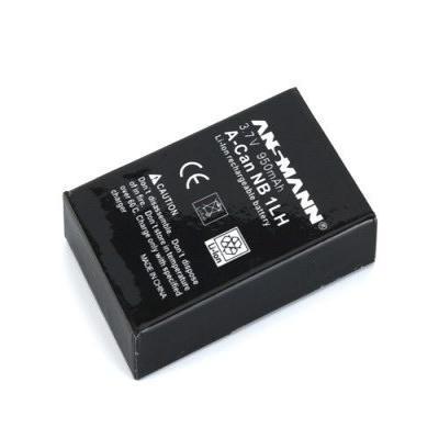 Ansmann Li-Ion battery packs A-CAN NB 1 LH - Zwart