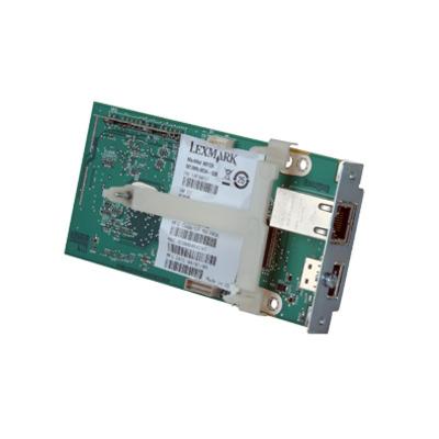 Lexmark printer server: C925 - Groen, Zilver