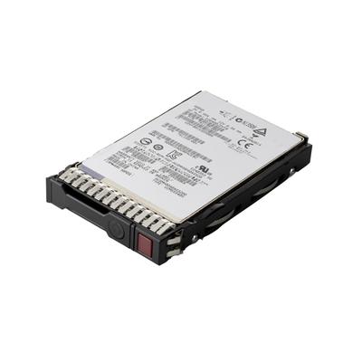 Hewlett Packard Enterprise P04556-B21 SSD - Aluminium, Zwart