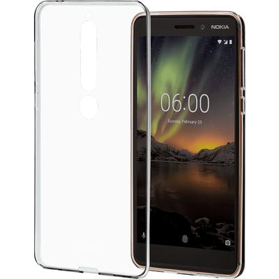 Nokia CC-110 Mobile phone case - Transparant