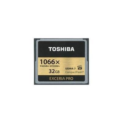 Toshiba EXCERIA PRO C501 32GB Flashgeheugen - Zwart