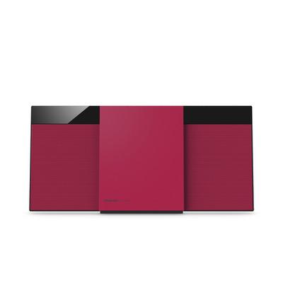 Panasonic SC-HC304 CD speler - Rood