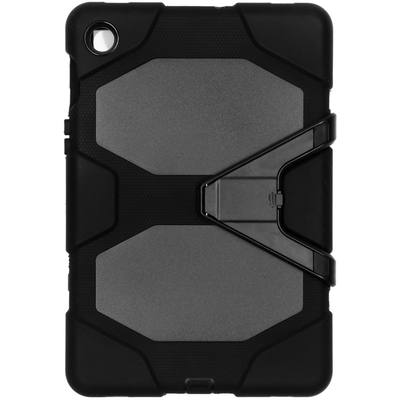 CP-CASES Extreme Protection Army Backcover Samsung Galaxy Tab S5e - Zwart / Black Mobile phone case