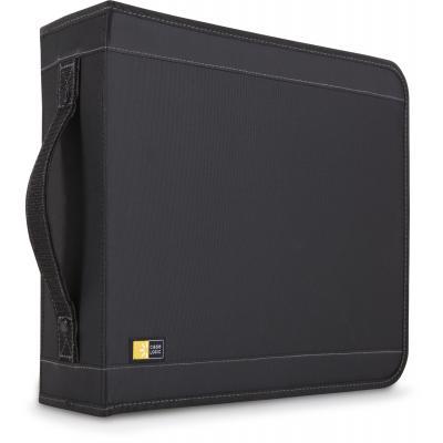 Case logic : Cd-houder voor 224 cd's - Zwart