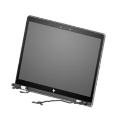 Hp notebook reserve-onderdeel: LCD FG 17.3 FHD WEB MCD ALUM 2