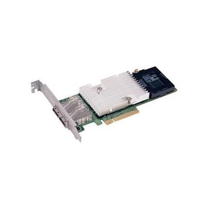 Dell raid controller: PERC H810 RAID Adapter for External JBOD, 1GB NV Cache, Customer Kit