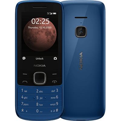 Nokia 225 4G - Alphanumeric keypad Mobiele telefoon - Blauw