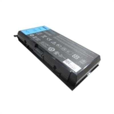 DELL Battery ADDL 65WHR 6C Notebook reserve-onderdeel - Zwart