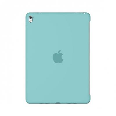 Apple tablet case: Siliconenhoes voor 9,7-inch iPad Pro - Zeeblauw