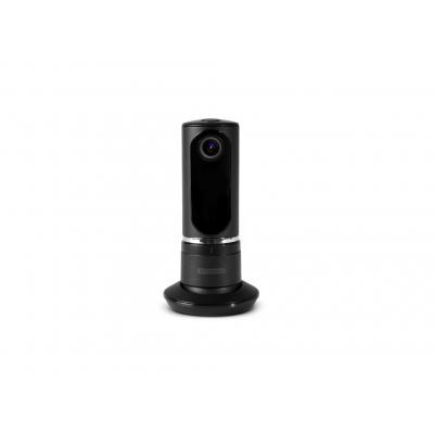 Sitecom beveiligingscamera: WLC-2000 Wi-Fi Home Cam Twist - Zwart
