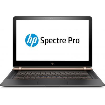 HP laptop: Spectre Spectre Pro 13 G1 notebook pc - Zilver (Demo model)