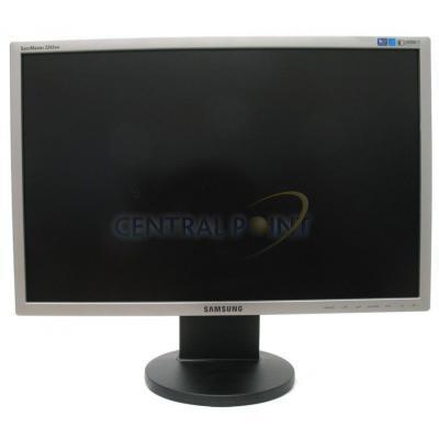 Samsung 2243BW Silver Monitor
