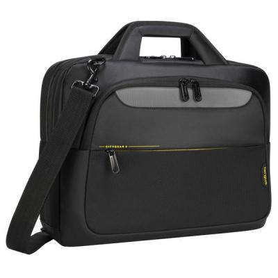 "Targus CityGear 15-17.3"" Topload Case Laptoptas - Zwart"
