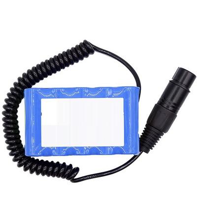CoreParts MBXWHS-BA096 Koptelefoon accessoire - Blauw