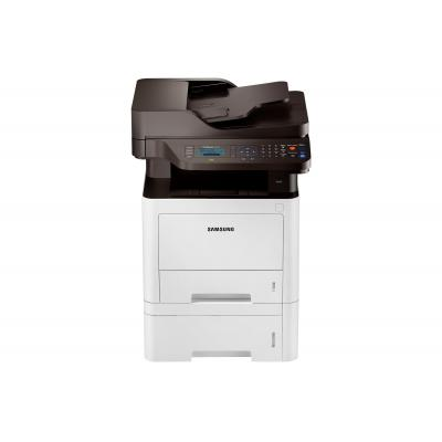 Samsung multifunctional: ProXpress M3875FD Multifunction Zwart/Wit