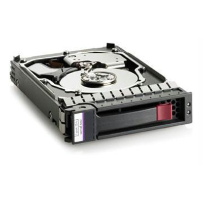 Hp interne harde schijf: 450GB dual-port Modular Smart Array (MSA2) Serial Attached SCSI (SAS) hard disk drive .....