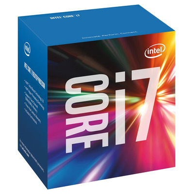 Intel processor: Core i7-6700K