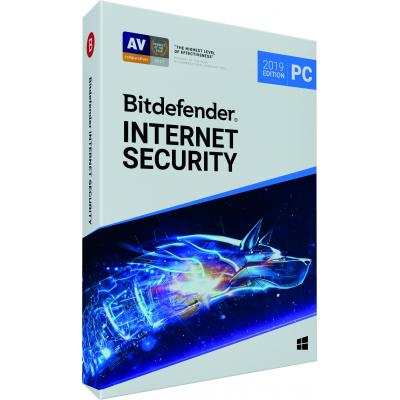 Bitdefender Internet Security 2019 (1 Jaar / 1 Devices) Algemene utilitie