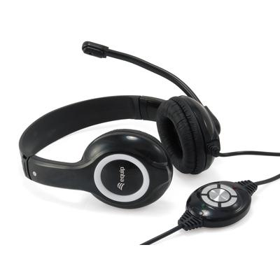 Equip 245301 Headset - Zwart
