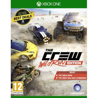 Ubisoft game: The Crew: Wild Run  Xbox One