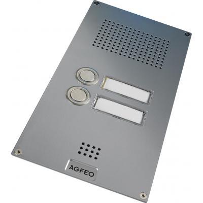 AGFEO 6101143 deurintercom installatie