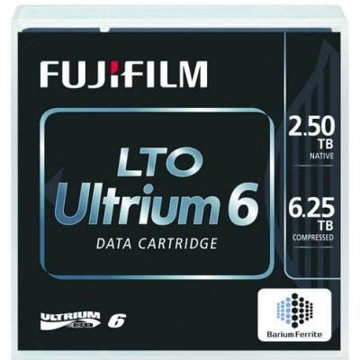 Fujitsu reinigingstape: 5 x LTO Ultrium 6