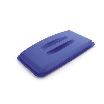 Durable trash can accessoire: DURABIN LID 60 - Blauw
