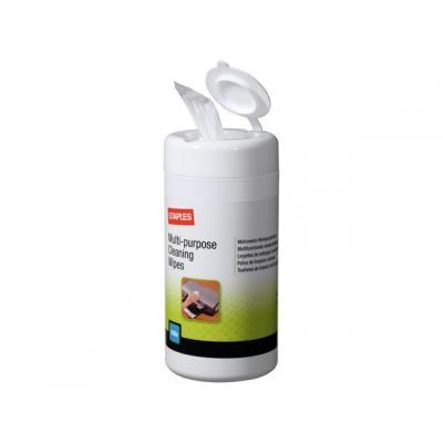 Staples schoonmaakmiddel: Reinigingsdoek SPLS 5667719 algem./ds100