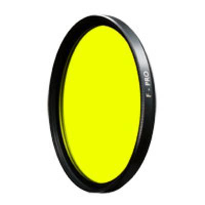 B+W 77E MEDIUM YELLOW MRC (022M) Camera filter - Zwart