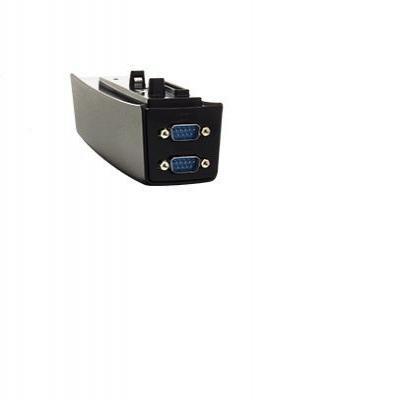 Igel digitale & analoge i/o module: Connectivity bar – 2x Serial, WLAN - Zwart