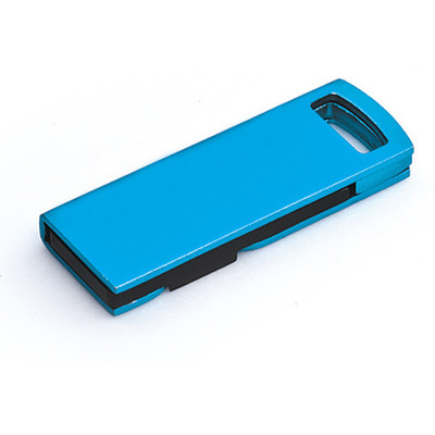 CoreParts MM0072-2.0-002GB USB flash drive - Zwart, Blauw