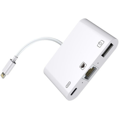 Microconnect W125648613 Hub - Wit