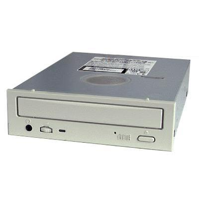 Hp brander: 24X IDE CD-ROM drive, tray load