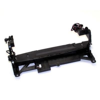 Lexmark Upper front cover hinge assembly Printing equipment spare part - Zwart