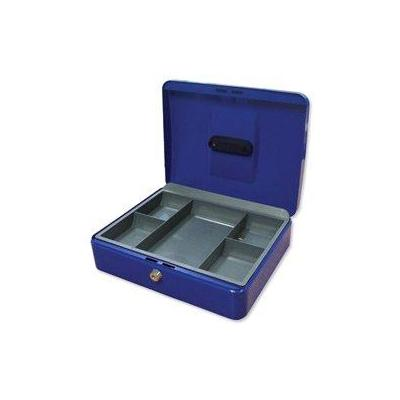 """5star geldkist: Cash Box, 20.32 cm (8 """") , Blue - Blauw"""