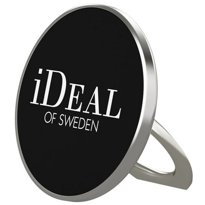 IDeal of Sweden Magnetic Ring Mount Universal, Silver Houder - Zwart,Zilver