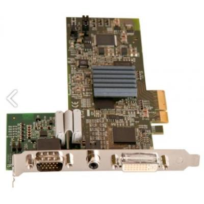 Datapath video capture board: PCI Express x4, DVI-I , RCA, DVI