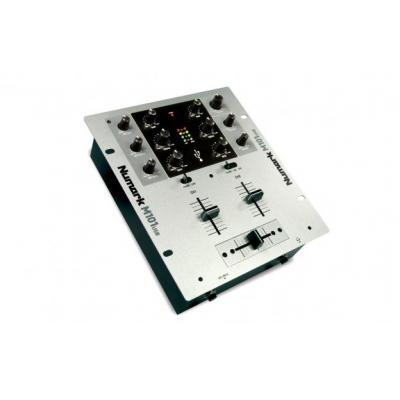 Numark dj mixer: M101USB - Zwart, Zilver