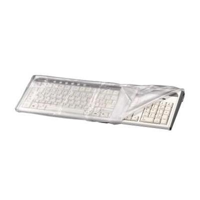 Hama toetsenbord accessoire: Keyboard Dust Cover - Transparant