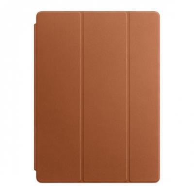 Apple tablet case: Leren Smart Cover voor 12.9'' iPad Pro - Saddle Brown - Bruin