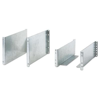 APC Symmetra Two Post Rail Kit Rack toebehoren - Zilver