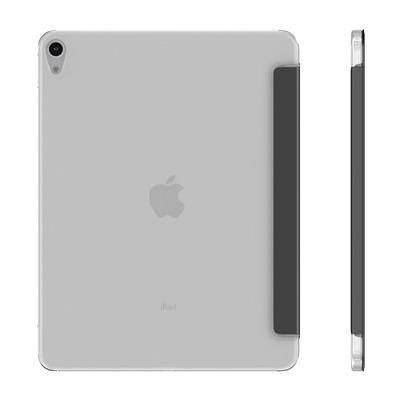 BeHello Smart Stand Case Zwart voor iPad 12.9 (2018) Tablet case