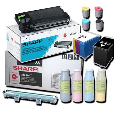 Sharp MX-/2300N/2700N/3500N/3501N/4500N/4501N Geel Toner