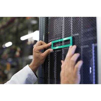 Hewlett packard enterprise Computerkast onderdeel: DL38X Gen10 Premium 6 SFF SAS/SATA + 2 NVMe or 8 SFF SAS/SATA Bay Kit