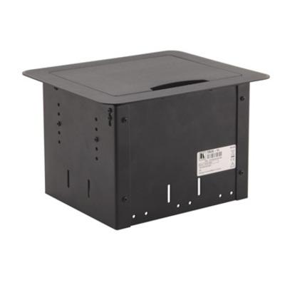 Kramer Electronics TBUS-1AXL Elektrische behuizing - Zwart