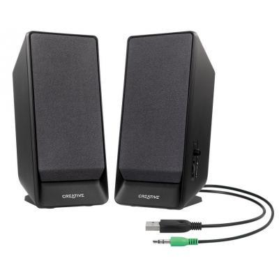 Creative labs Speaker: A50 - Zwart