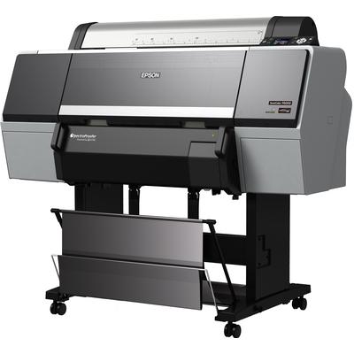 Epson grootformaat printer: SureColor SC-P6000 STD Spectro - Cyaan, Licht zwart, Lichtyaan, Licht licht zwart, Mat .....