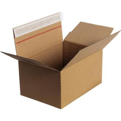Fellowes BANKERS BOX® FASTFOLD® Variable Versandbox (A3+), 7375001 inpakmateriaal - Bruin