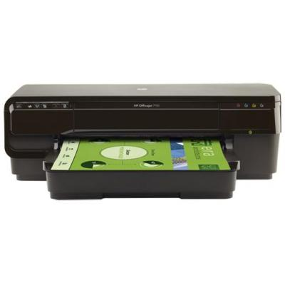 HP OfficeJet 7110 Wide Format Inkjet printer - Zwart, Cyaan, Magenta, Geel
